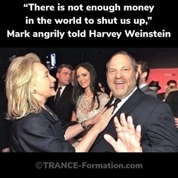 Harvey Weinstein, Bill and Hillary Clinton – Controlled Media