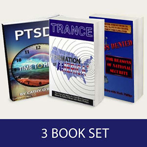 3 Book Set: TRANCE, ACCESS DENIED & Time to Heal