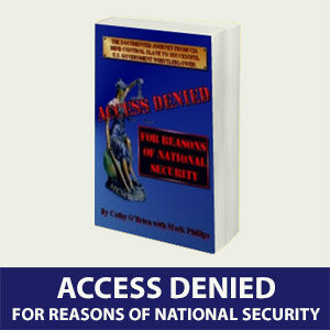 ACCESS DENIED For Reason of National Security