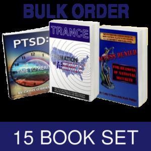 BULK ORDER - 3 BOOK SET