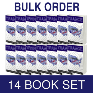 BULK ORDER - 14 BOOK SET - TRANCE