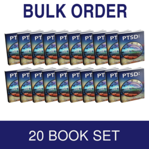 PTSD Time To Heal 20 Book Set