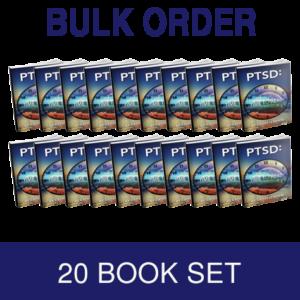 PTSD Time To Heal 20 Book Set