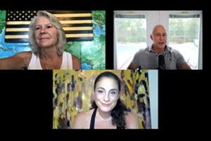 Michael Jaco, Mel K, & Cathy O'Brien
