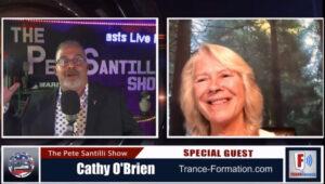 Cathy on Pete Santilli Show